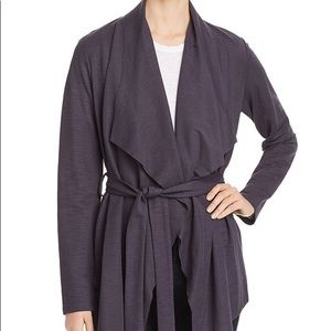 NWT Bagatelle Draped Tie-Front Cardigan size L
